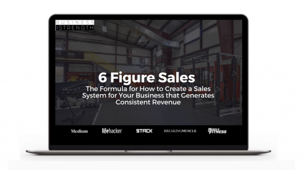 VHE Page Example Course 6 Figure Sales